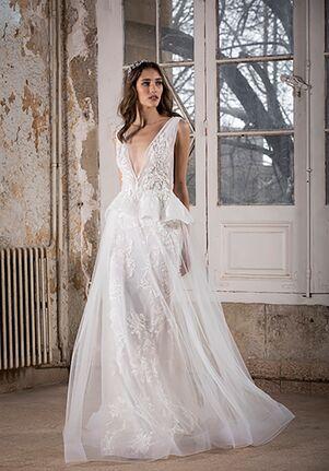 Tony Ward for Kleinfeld Glows Wedding Dress