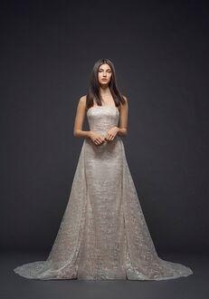 Lazaro 3800 Mermaid Wedding Dress