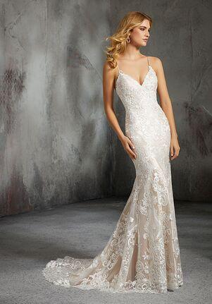 Morilee by Madeline Gardner 8285 / Laura Sheath Wedding Dress