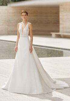 Rosa Clará Couture ELMAR Sheath Wedding Dress