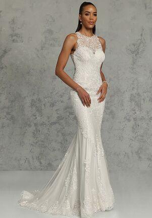 Avery Austin Zoey Sheath Wedding Dress