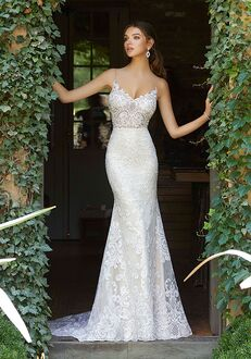Morilee by Madeline Gardner/Blu Peyton Sheath Wedding Dress