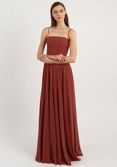 Jenny Yoo Collection (Maids) Renee Square Bridesmaid Dress