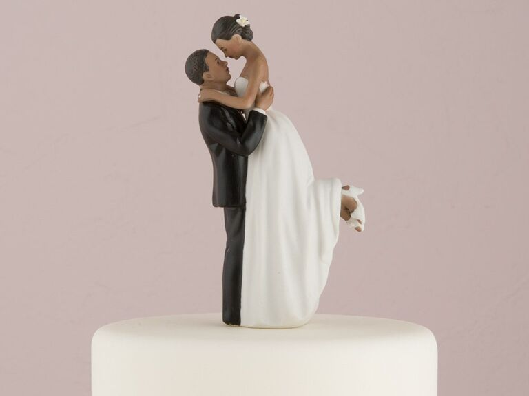 couple cake topper