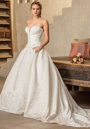 Casablanca Bridal Style 2303 Oleander A-Line Wedding Dress