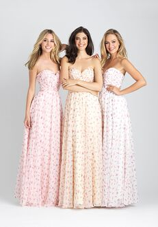 Allure Bridesmaids 1544 Sweetheart Bridesmaid Dress