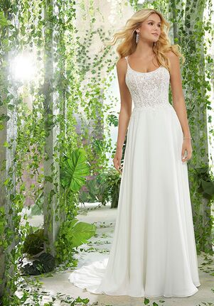 Morilee by Madeline Gardner/Voyage Piper A-Line Wedding Dress