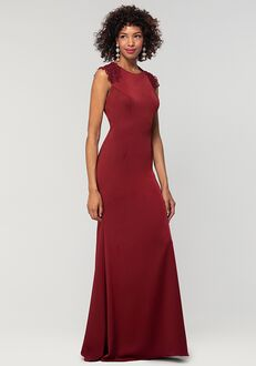 Kleinfeld Bridesmaid KL-200148 Scoop Bridesmaid Dress
