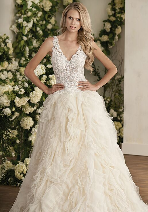 Jasmine Couture T202011 Ball Gown Wedding Dress