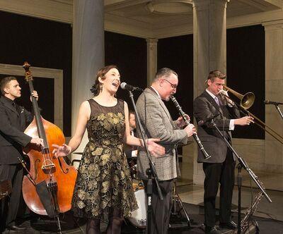 Boilermaker Jazz Band