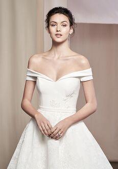 Justin Alexander Signature Zinnia Ball Gown Wedding Dress
