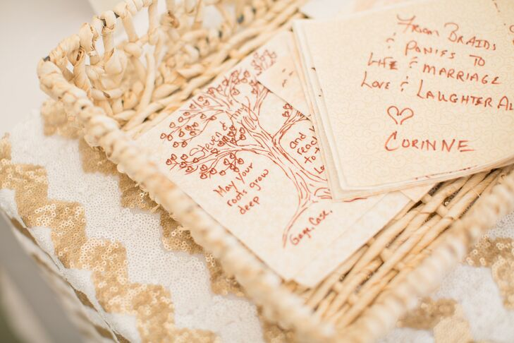 Quilt Square Guest Book