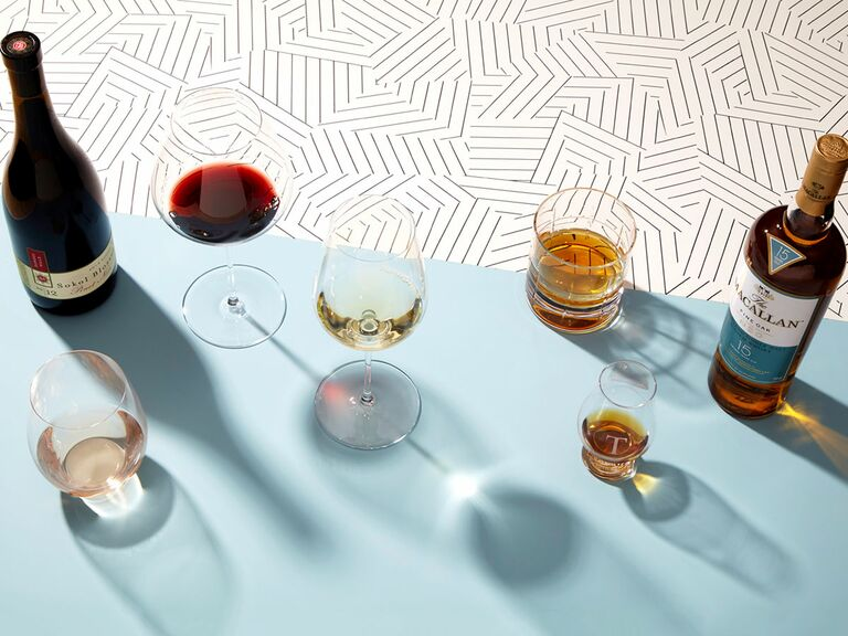 ThirstyNest wine and spirits registry