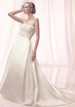 Amaré Couture B093 A-Line Wedding Dress