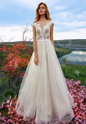DevotionDresses Alvinika A-Line Wedding Dress