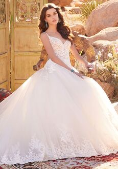 Morilee by Madeline Gardner/Blu Rosemerta | 5761 Ball Gown Wedding Dress