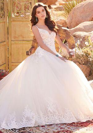 Morilee by Madeline Gardner/Blu Rosemerta | 5761 Ball Gown Wedding Dress