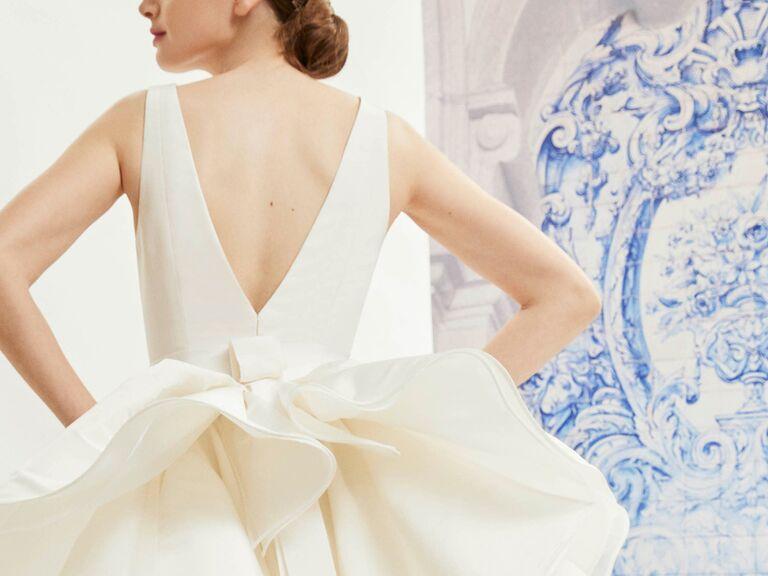 Carolina Herrera Fall 2019 Bridal Collection
