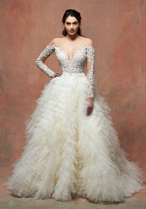 Enaura Bridal Couture EF712 - Odette Ball Gown Wedding Dress