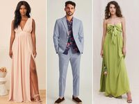 outdoor wedding guest attire outfits