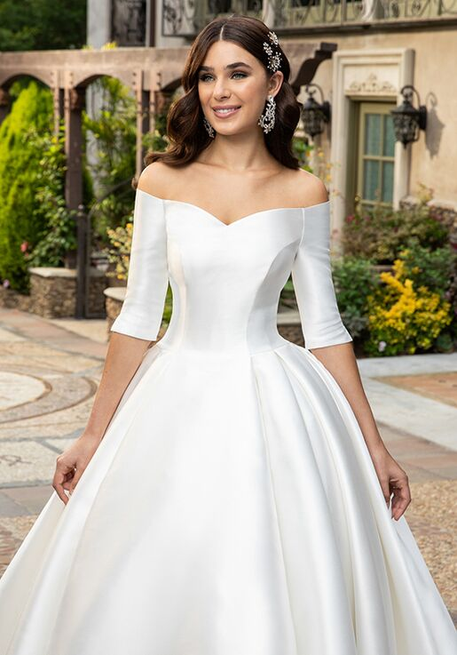 Casablanca Bridal 2415 Macy Wedding Dress The Knot