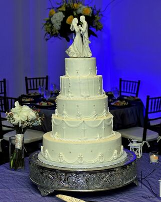 Inexpensive Wedding Cakes Norfolk Va