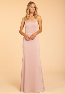 Hayley Paige Occasions 52006 Square Bridesmaid Dress