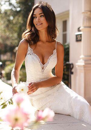 Moonlight Collection J6748 Mermaid Wedding Dress