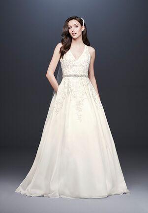 f3a7cb3b911d Halter Wedding Dresses | The Knot