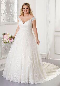 Morilee by Madeline Gardner/Julietta Audrina A-Line Wedding Dress
