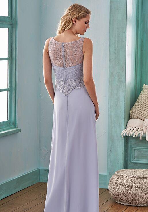 B2 Bridesmaids by Jasmine B203011 Bateau Bridesmaid Dress