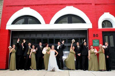 Affordable Wedding Portraits