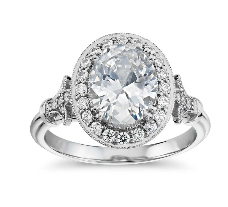 1920s engagement ring