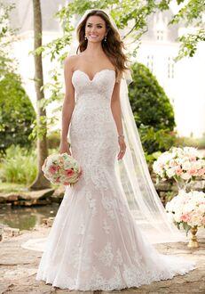 Stella York 6379 Mermaid Wedding Dress