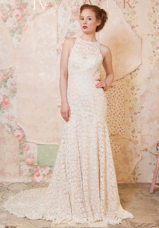 Ivy Aster Primrose Mermaid Wedding Dress