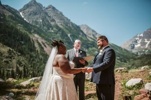 Natural Mountain Ceremony in Colorado