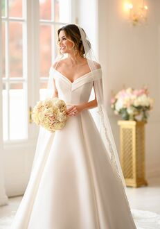 Stella York 6865 Ball Gown Wedding Dress