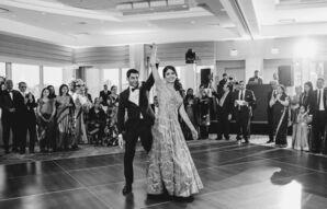 Elegant First Dance at Hyatt Regency Jersey City on the Hudson