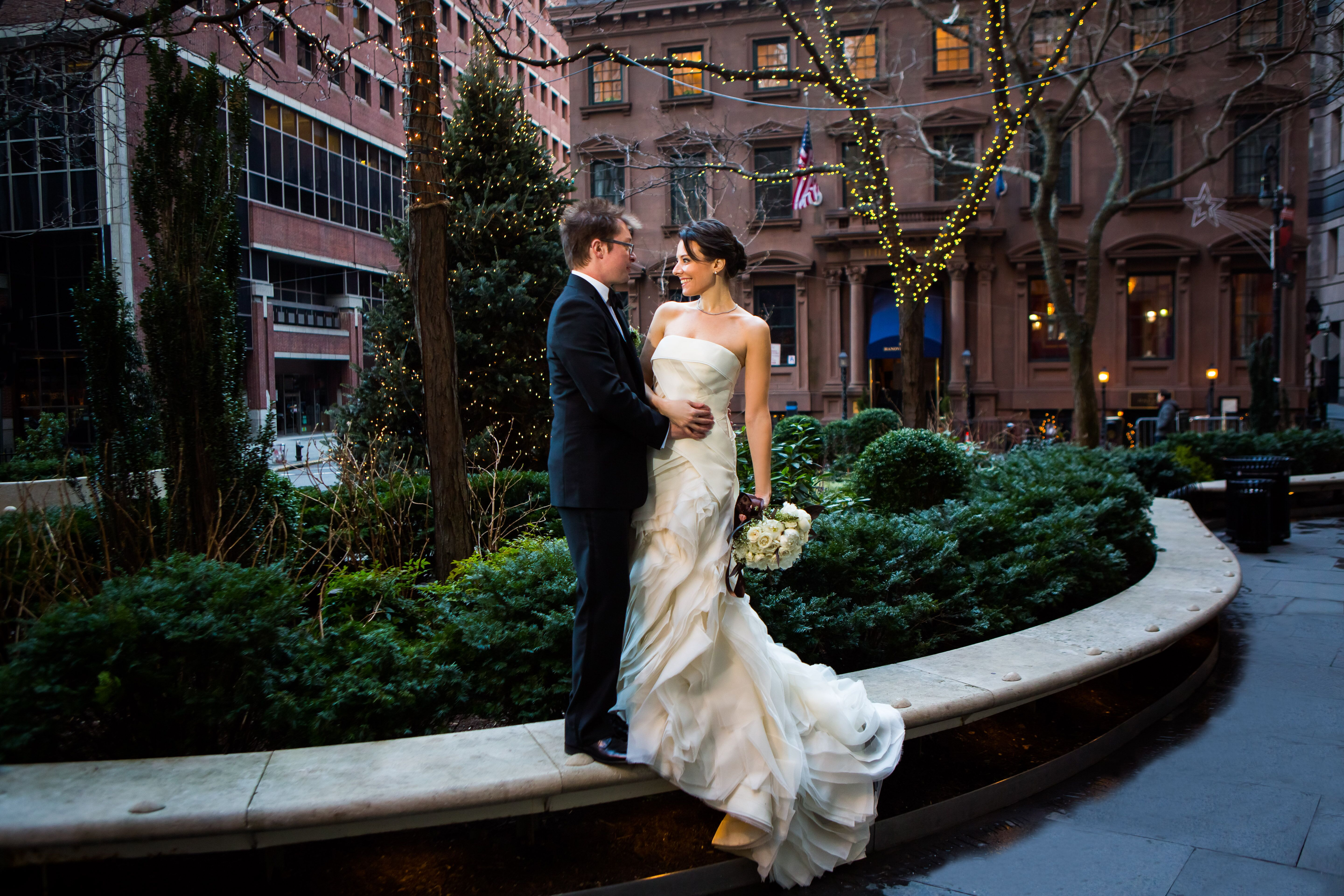 Wedding reception venues in new york ny the knot 1 hanover square junglespirit Choice Image