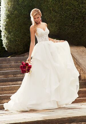 Camille La Vie & Group USA 4420W Wedding Dress