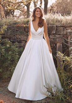Justin Alexander Alina Ball Gown Wedding Dress