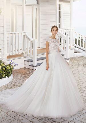 Rosa Clará CORALIA Ball Gown Wedding Dress