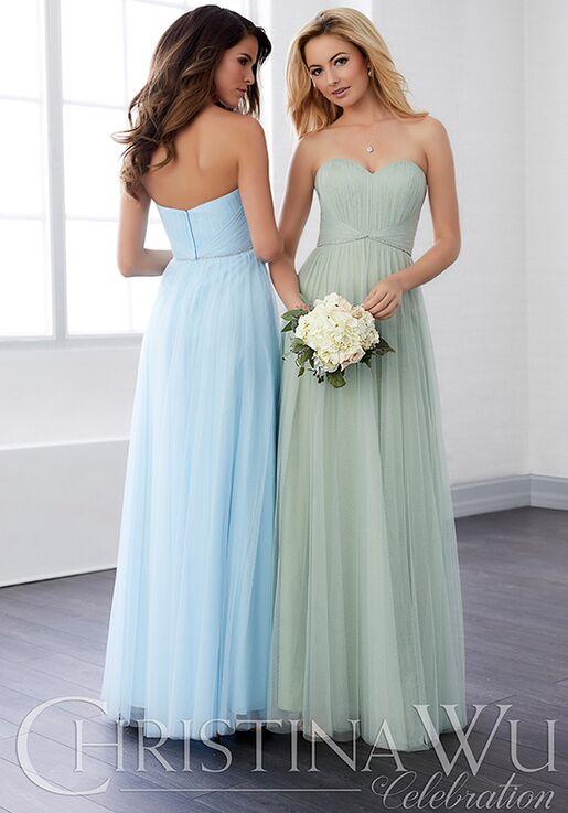 Christina Wu 22821 Sweetheart Bridesmaid Dress