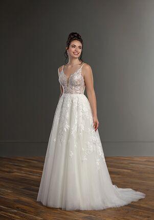 Martina Liana 1214 A-Line Wedding Dress