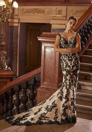 Moonlight Couture H1475 Mermaid Wedding Dress