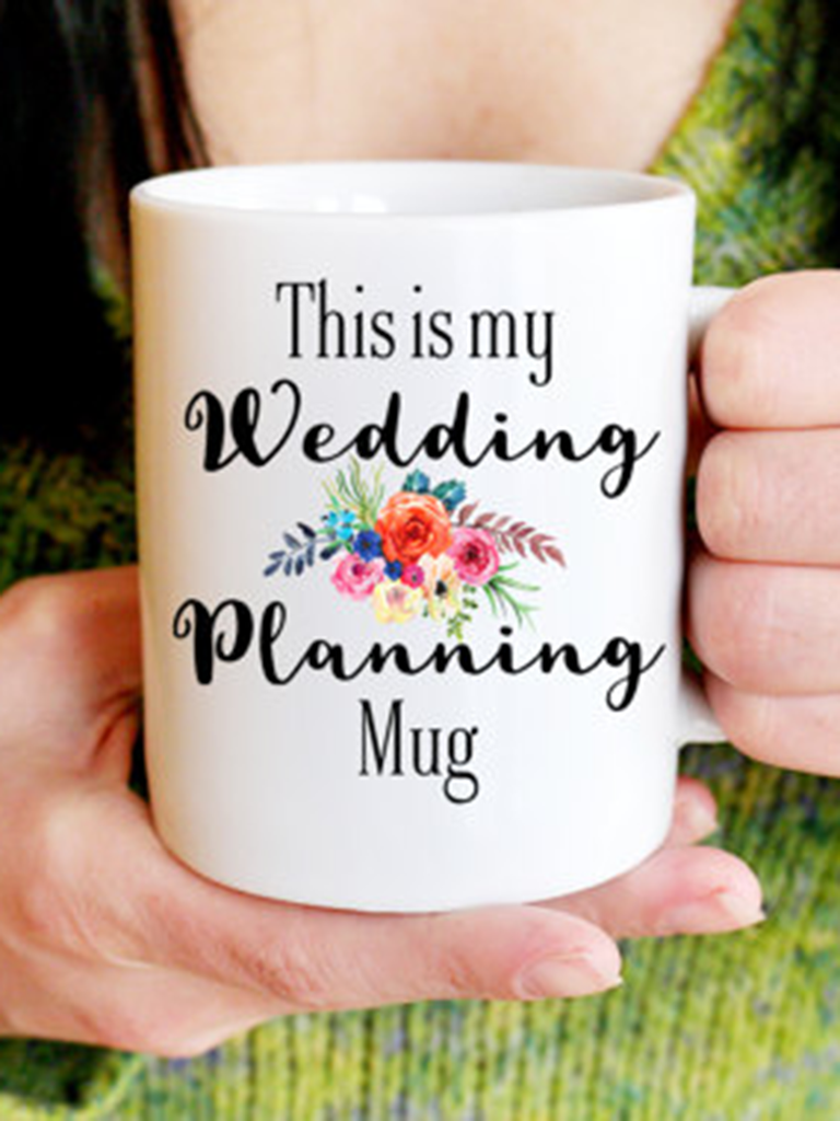 Cutest Mugs to Help Announce Your Engagement