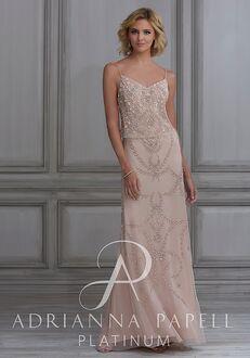 Adrianna Papell Platinum 40112 Sweetheart Bridesmaid Dress