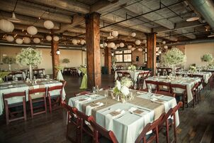 Wedding reception venues in kansas city ks the knot feasts of fancy at the hobbs building junglespirit Choice Image