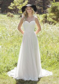 Lillian West 6487 A-Line Wedding Dress