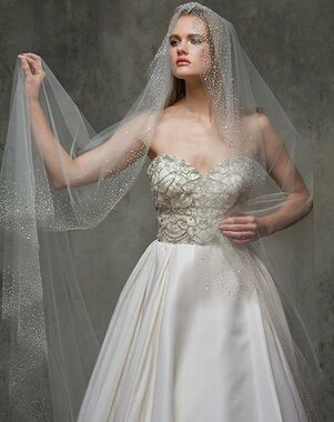 Blossom Veils & Accessories BV1467 Ivory Veil